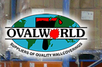 Ovalworld - Suppliers of quality wallcoverings